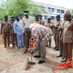 Work begins on Forensic Fire Investigation lab in Accra