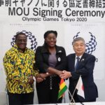 Five-star facility secured ?for Ghana's Olympic team