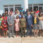 KAIPTC organises training to inspire African women in peace, security