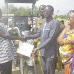 Shama District celebrates Farmers' Day