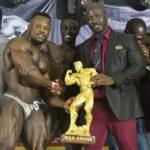 Frimpong wins Man Ghana 2019