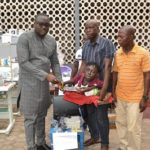 ?TMA gives items worth GH¢119,785 to 62 PWDs