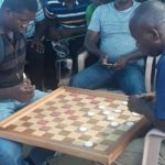 Kickway shows talent, class            … to win Tema Open Draughts Championship
