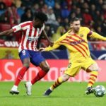 Messi sinks Atletico ??as Barca return to top