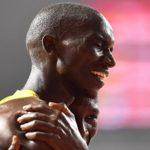 New world record for Ugandan athlete