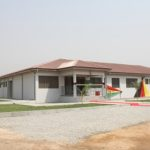 GH?4.3m accommodation block for GAF ?Engineers Training School commissioned