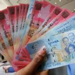 Cedi ends 2020 with 3.9 per cent depreciation to dollar