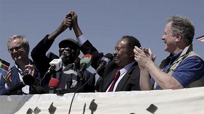Photo of Sudan PM visits conflict-ridden South Kordofon