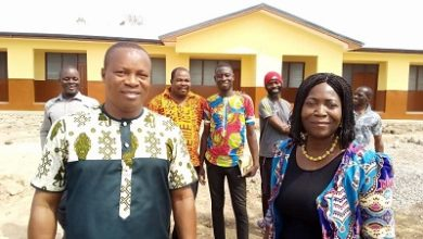 Photo of Della Sowah pledges sustainable devt in Kpando