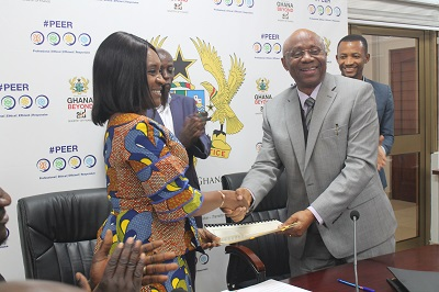Image result for Ghana, AfDB Sign $81.67m Loan Agreement to Finance Eastern Corridor Road Phase 1
