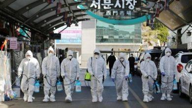 Photo of S Korea declares highest alert over coronavirus