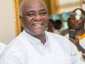Photo of Addai Nimoh: I've not relinquished my presidential ambition
