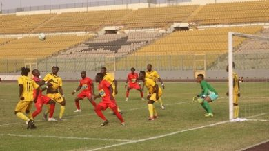 Photo of AshantiGold hold Kotoko