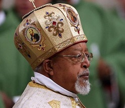 Photo of Ethiopian cardinal barred from entering Eritrea