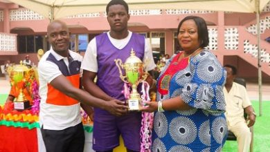 Photo of Dansoman SHS wins Seven Great Princes Academy games