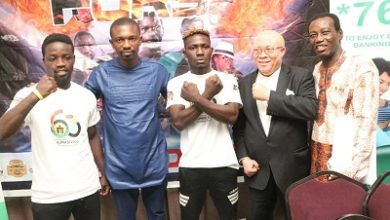 Photo of Quaye vows to dethrone Ansah in Indece Day Rumble