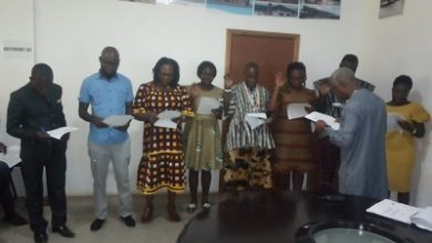 Photo of Okaikwei North inaugurates Municipal Census Implementation Committee