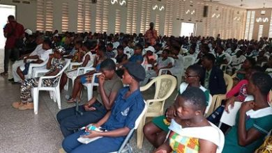 Photo of Do not look down on any profession – lecturer