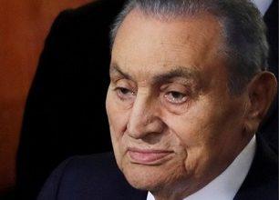 Photo of Former Egyptian President Hosni Mubarak dies aged 91