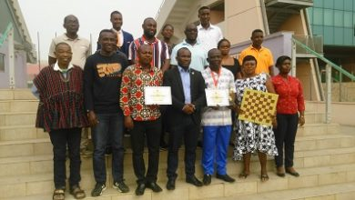 Photo of Ghana Draught Assoc. inaugurated