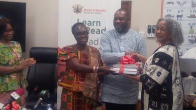 Photo of MOE, USAID launch Early Grade Reading Programme