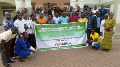 Photo of Govt urged to strengthen mining laws to promote effective community participation