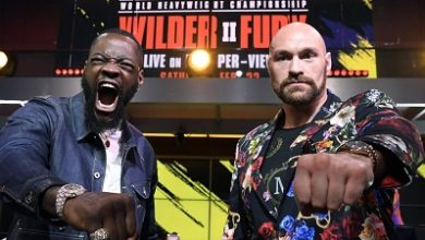 Photo of Wilder, Fury dash for unfinished business tonight