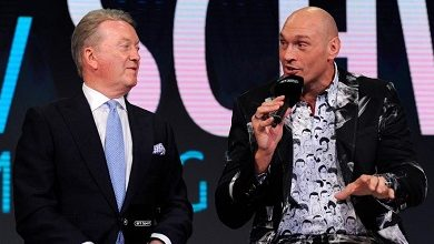 Photo of Fury promoter wants Joshua next