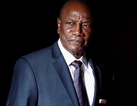 Photo of Guinea Pres Conde hints at third term bid despite protests
