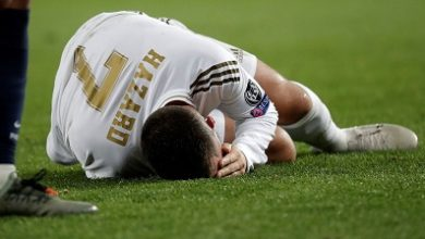 Photo of Hazard doubtful in City clash