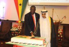 Photo of Kuwait Day celebrated in Ghana