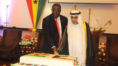 Photo of Kuwait Day celebrated in Ghana