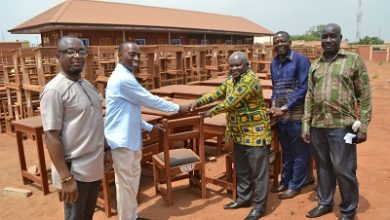Photo of KKMA donates GH¢52,000 to education directorate
