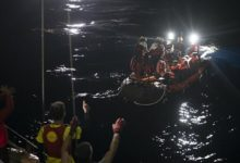 Photo of Boat carrying 91 migrants goes missing in Mediterranean