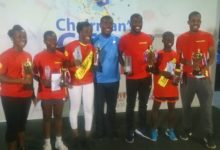 Photo of Commey is Chairman's Cup champion