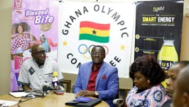 Photo of Ghana reinstated to OlympAfrica foundation