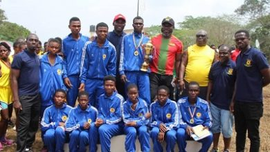 Photo of Aziz, Abdulai win Nat'l X-Country race