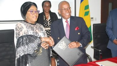 Photo of Ghana, St Vincent and Grenadines resolve to strengthen bilateral relations