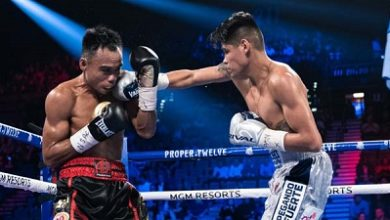 Photo of Navarrete defends title for 5th time