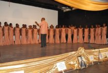 Photo of 34th Pappoe Thompson Chorale Music Festival set for March 5