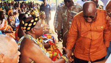 Photo of President promises development projects in Adaklu