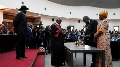 Photo of South Sudan rivals strike power-sharing deal