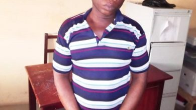 Photo of Man grabbed for impregnating daughter