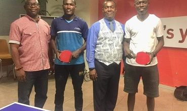 Photo of Table tennis duo sure of Olympics ticket