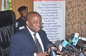 Photo of Ghana loses GH¢25m to H1N1 in 2010, 2011… due to failure to plan against disease – Auditor-General