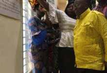 Photo of Pres commissions new Business Resource Centre at Kadjebi