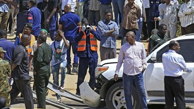 Photo of Sudan's cabinet terms bombing incident against PM 'terrorist act'