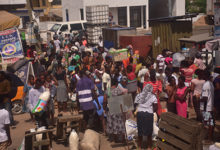 Photo of Mad rush for foodstuff, other  essentials ahead of lockdown