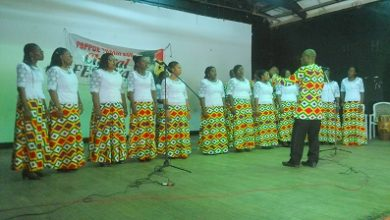 Photo of 34th Pappoe Thompson Choral Festival held in Accra