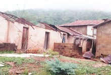 Photo of Rainstorm destroys 39 houses, displaces 100 people at Abutia-Teti